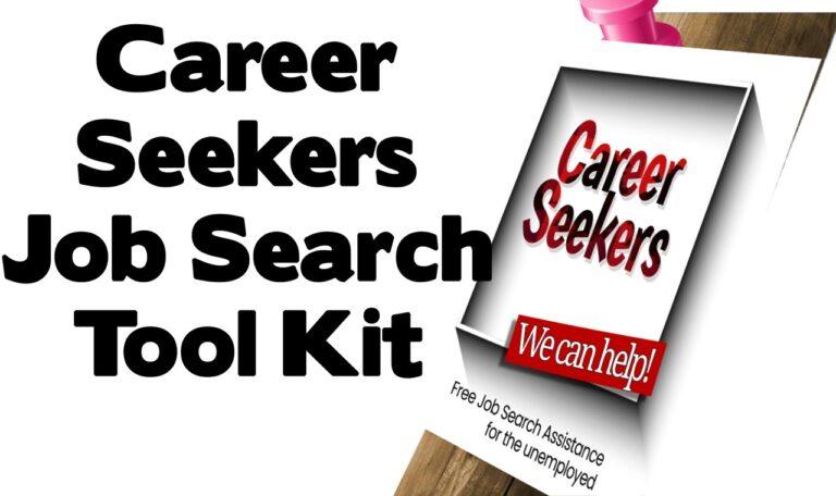 Career Seekers - Job Search Tool Kit