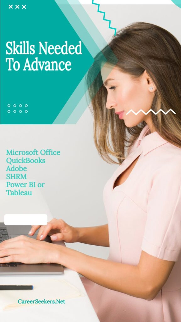 Skills Needed To Advance as an Administrative Assistant