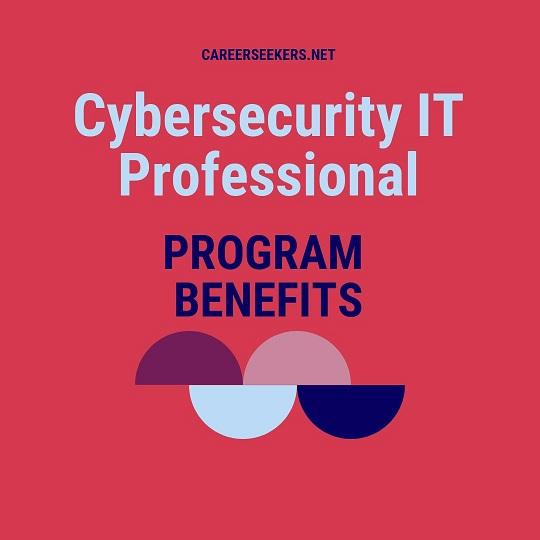 Cybersecurity IT Pro-Program benefits