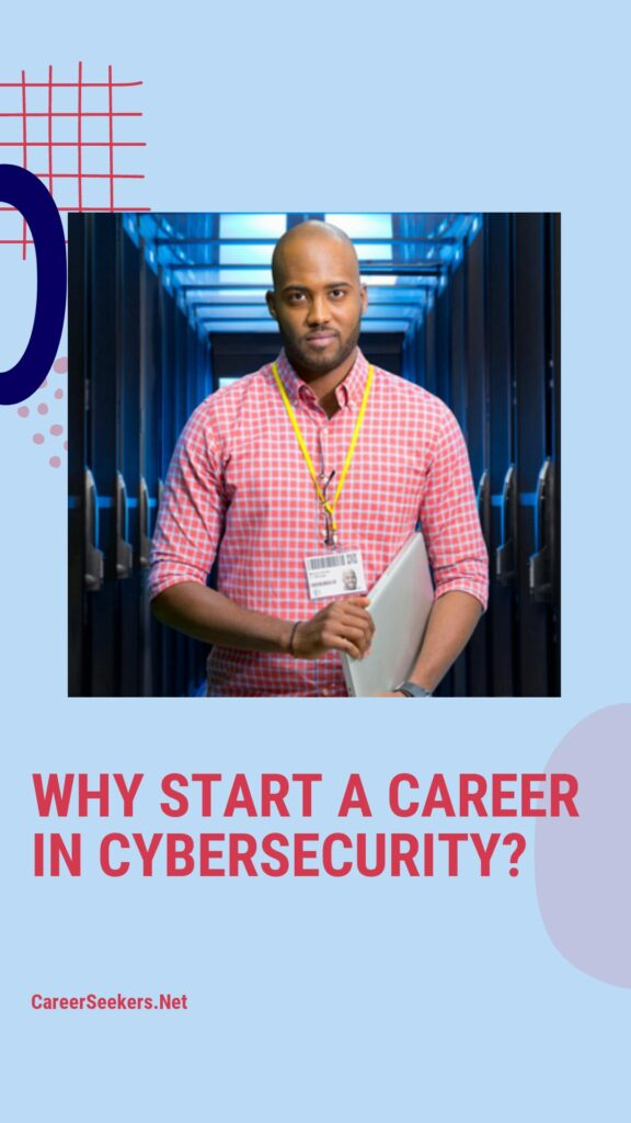 Why Start A Career in Cyber Security